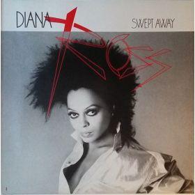 Diana Ross - Swept Away (1984, Vinyl)