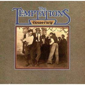 The Temptations - House Party (1975, Vinyl)