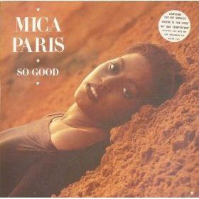 Mica Paris - So Good (1989, Vinyl)