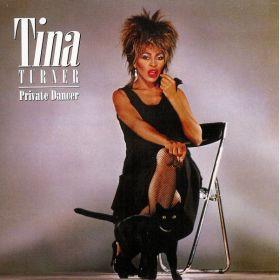 Tina Turner - Private Dancer (1984, Vinyl)