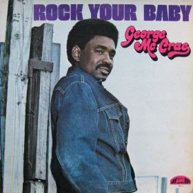 George McCrae - Rock Your Baby (1974, Vinyl)