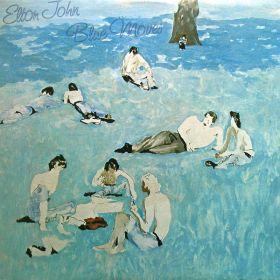 Elton John - Blue Moves (1976, Gatefold Sleeve, Vinyl)