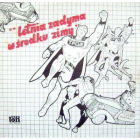 Various - Letnia Zadyma W Środku Zimy (1989, Vinyl)