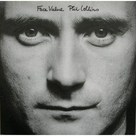 Phil Collins - Face Value (1981, Gatefold, Vinyl)