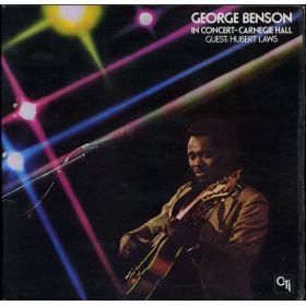 George Benson - In Concert - Carnegie Hall (1976, Vinyl)