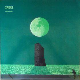 Mike Oldfield - Crises (1983, Vinyl)