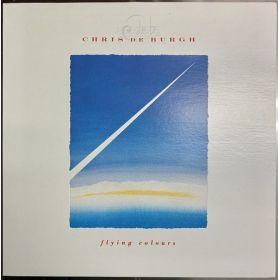 Chris de Burgh - Flying Colours (1988, Vinyl)