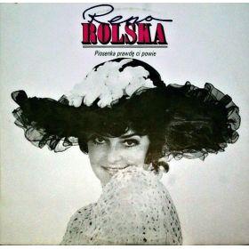 Rena Rolska - Piosenka Prawdę Ci Powie (1989, Vinyl)
