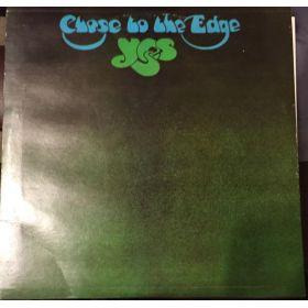 Yes - Close To The Edge (1976, Gatefold, Vinyl)