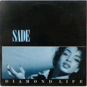 Sade - Diamond Life (1985, Carrollton Press, Vinyl)