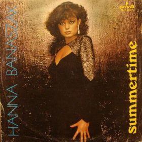 Hanna Banaszak - Summertime (1980, Vinyl)