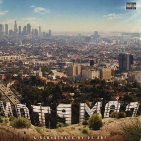 Dr. Dre - Compton (A Soundtrack By Dr. Dre) (2015, Vinyl)