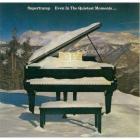 Supertramp - Even In The Quietest Moments... (1977, Vinyl)