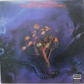 The Moody Blues - On The Threshold Of A Dream (53 (Hauppauge Pressing), Vinyl)