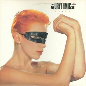 Eurythmics - Touch (1984, Indianapolis Pressing, Vinyl)
