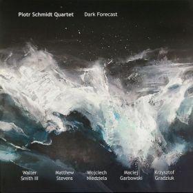 Piotr Schmidt Quartet - Dark Forecast (2021, White, Gatefold, 180 g, Signed, Vinyl)