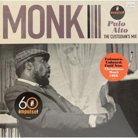 Thelonious Monk - Palo Alto: The Custodians Mix (2021, Gatefold, Vinyl)