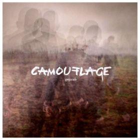 Camouflage - Greyscale (2015, 180 Gram, Vinyl)