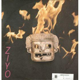 Ziyo - Witajcie W Teatrze Cieni (1990, Vinyl)