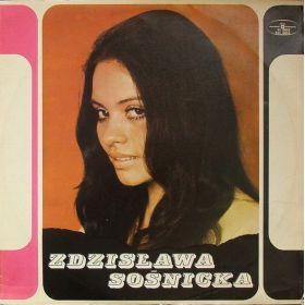 Zdzisława Sośnicka - Zdzisława Sośnicka (1971, Blue Label, Vinyl)