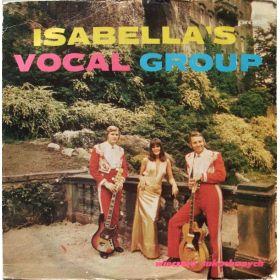 Grupa Wokalna Izabelli - Wieczory Zakochanych (1975, Vinyl)