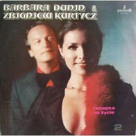 Barbara Dunin & Zbigniew Kurtycz - Recepta Na Życie (1978, Vinyl)