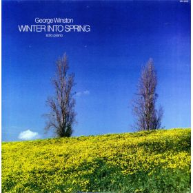 George Winston - Winter Into Spring (1982, Vinyl)