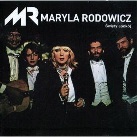 Maryla Rodowicz - Święty Spokój (2013, CD)