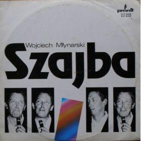Wojciech Młynarski - Szajba (1980, Cream labels, Vinyl)