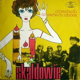 Skaldowie - Od Wschodu Do Zachodu Słońca (1970, Vinyl)