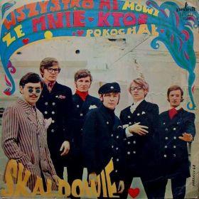Skaldowie - Wszystko Mi Mówi, Że Mnie Ktoś Pokochał (1968, Red Labels, Vinyl)