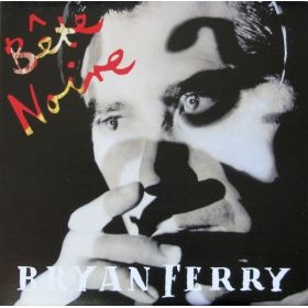 Bryan Ferry - Bête Noire (1987, Vinyl)