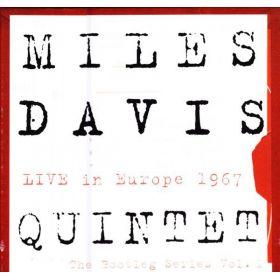 The Miles Davis Quintet - Live In Europe 1967 (The Bootleg Series Vol. 1) (2011, Vinyl)