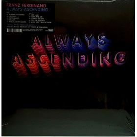 Franz Ferdinand - Always Ascending (2018, 180GM , Vinyl)