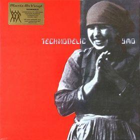 Yellow Magic Orchestra - Technodelic (2016, Clear, 180 Gram, Vinyl)