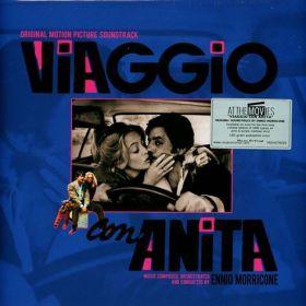 Ennio Morricone - Viaggio Con Anita (2020, Pink & Purple Marbled,  180g, Vinyl)