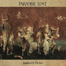 Paradise Lost - Symphony For The Lost (2020, Copper / Black Marbled, Vinyl)