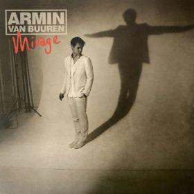 Armin van Buuren - Mirage (2021, Red Translucent, Vinyl)