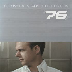Armin van Buuren - 76 (2021, Blue Transparent , Vinyl)