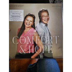 Yo-Yo Ma , Kathryn Stott - Songs Of Comfort & Hope (2021, 180 g, Vinyl)