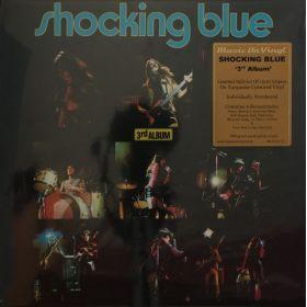 Shocking Blue - 3rd Album (2021, 180 Gram, Turquoise, Gatefold, Vinyl)