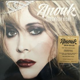 Anouk - Queen For A Day (2021, White, Vinyl)