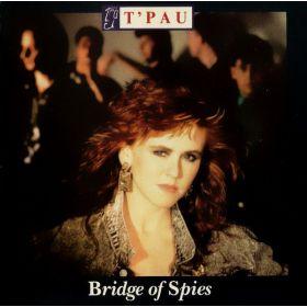 TPau - Bridge Of Spies (1987, CD)