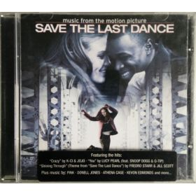 Various - Save the Last Dance (Music From The Motion Picture) (2000, CD)