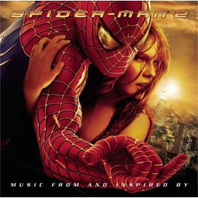 Various - Spider-Man 2 (Music From And Inspired By) (2004, CD)