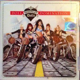 The Pussycat Dolls - Doll Domination (2009, CD)