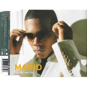 Mario - Let Me Love You (2005, CD)