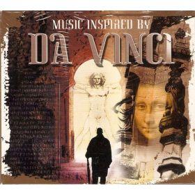 Jan Kisjes - Music Inspired By Da Vinci (2006, CD)