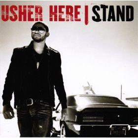 Usher - Here I Stand (2008, CD)