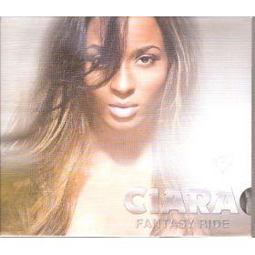 Ciara (2) - Fantasy Ride (2009, Diskbox Slider, CD)